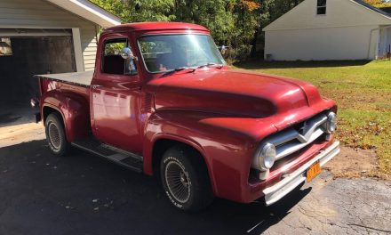Reboot Ready:  1955 Ford F100 – $13,500