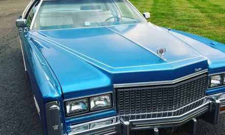 19 Feet: 1976 Cadillac Eldorado Coupe 33K Mile Survivor – SOLD!