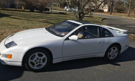 Twin Turbo Grand Tourer: 1996 Nissan 300ZX – SOLD!