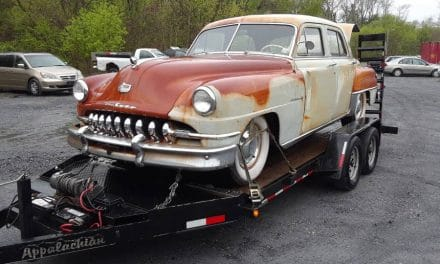 This Could Be Fun:  1951 DeSoto Deluxe – Sold!