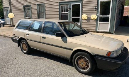 Survivor Longroof: 1987 Toyota Camry Station Wagon – SOLD!