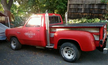 Viable Project:  1978 Dodge Lil Red Express  -$9,500
