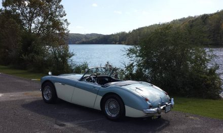 Classifind Cut 21: 1962 Austin Healey 3000 BN7-11 – NOW BO Over $100,000