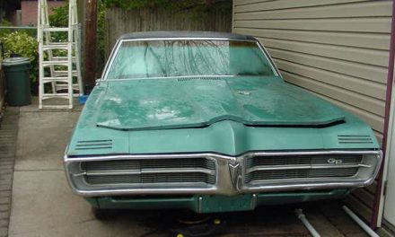 Managed Expectations:  1967 Pontiac Grand Prix Project – $3,350