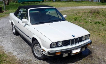 Honest Driver: 1985 BMW E30 325iC – Sold!