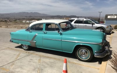 Space 25: 1952 Oldsmobile Ninety-Eight Sedan – SOLD!
