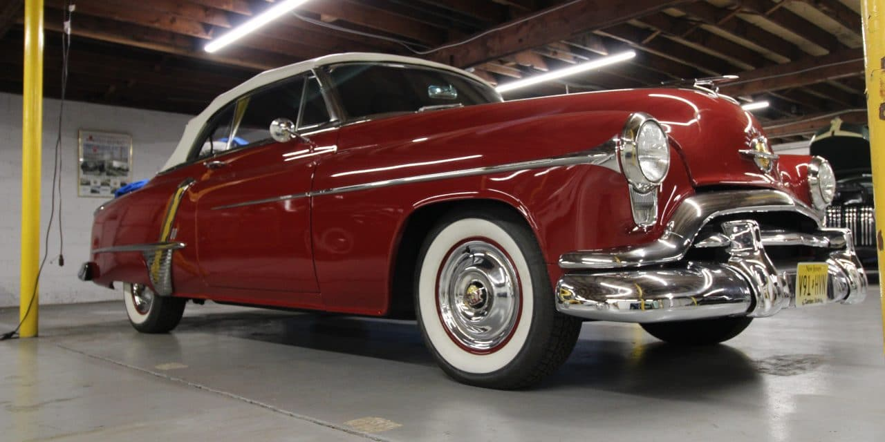 Space 21: 1951 Oldsmobile Super 88 De Luxe Convertible – Asking $45,500