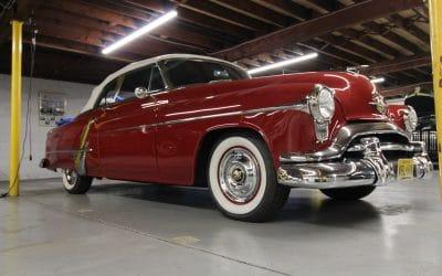 Space 21: 1951 Oldsmobile Super 88 De Luxe Convertible – Asking $45,500