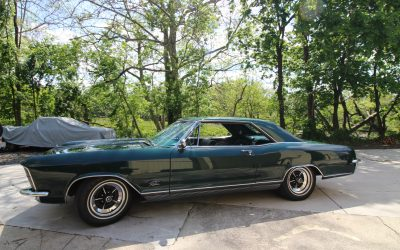 Space 24: 1965 Buick Riviera – Seller Keeping!