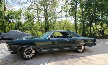 Reserved Parking 24: 1965 Buick Riviera – Best Offer Over $30,000