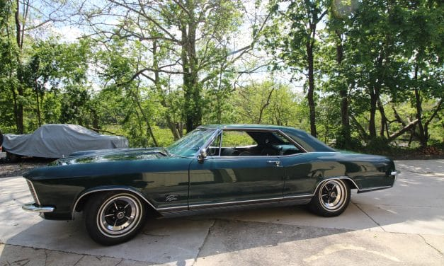 Reserved Parking 24: 1965 Buick Riviera – Seller Keeping!