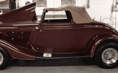 1933 Ford Roadster – Make an Offer
