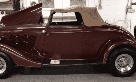 1933 Ford Roadster – SOLD!