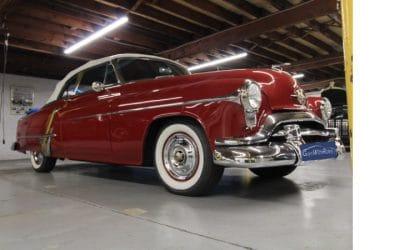 Space 21: 1951 Oldsmobile Super 88 De Luxe Convertible – NOW $41,500!