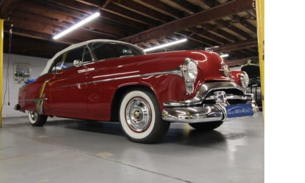1951 Oldsmobile Super 88 De Luxe Convertible – Make Offer!
