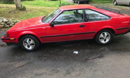 Pristine Liftback: 1985 Toyota Celica GT – $6,850