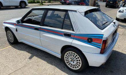 Rally Icon: 1993 Lancia Delta Integrale Evolution 1 – Sold!