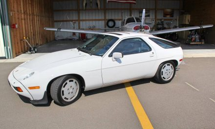 Summers Only Grand Tourer: 1985 Porsche 928S – Sold!