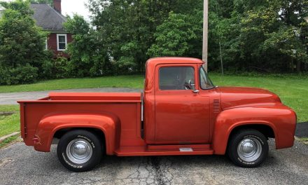 All FoMoCo: 1956 Ford F100 Street Machine – SOLD?
