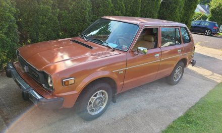 Unseen Anymore: 1979 Honda Civic CVCC Wagon – SOLD!