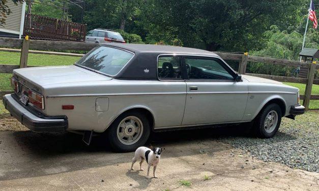15 Months Gone: 1978 Volvo 262C Bertone – Now $6,900
