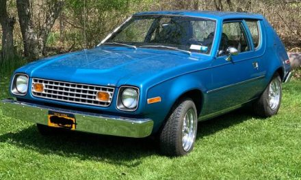 Time Capsule: 1978 AMC Gremlin 2K Mile Survivor – Sold?