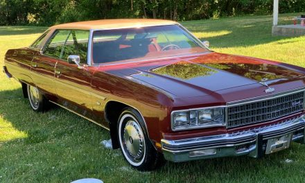 Final Four Door Hardtop:  1976 Chevrolet Caprice Classic – $7,800 OBO