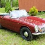 Chain Drive:  1965 Honda S600 RHD – $28,500