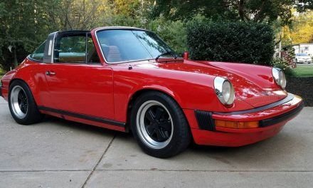 Bright Trim:  1978 Porsche 911SC 3.0 Targa – SOLD!