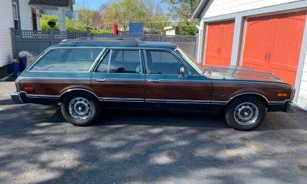 Selling For Dad: 1979 Plymouth Volare Station Wagon – NOW $5,800