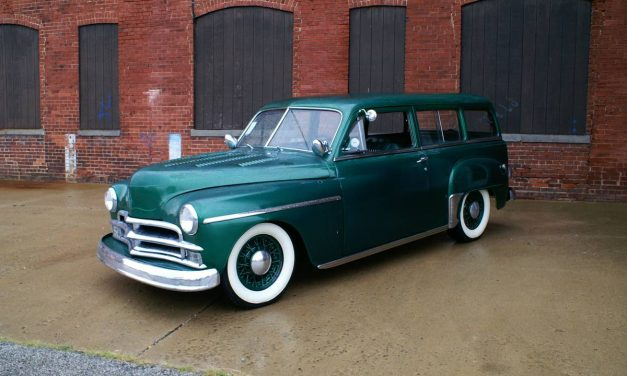 Can't Finish:  1950 Plymouth Suburban Wagon Project – $7,000
