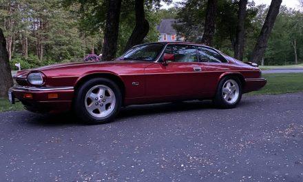 Rare Cat: 1994 Jaguar XJS 6.0 V12 Coupe – SOLD!