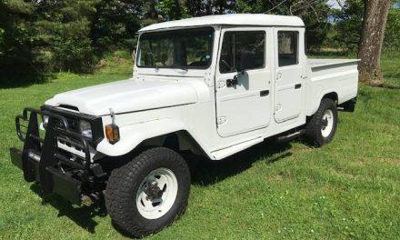 Rare Bandeirante Build: 1988 Toyota Land Cruiser – $30,000