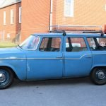 Sleeper Transplant: 1960 Studebaker Wagon Mild Rat Rod – $7,500