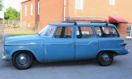 Sleeper Transplant: 1960 Studebaker Wagon Mild Rat Rod – SOLD!