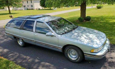 Open To Offers:  1996 Buick Roadmaster Estate – SOLD!