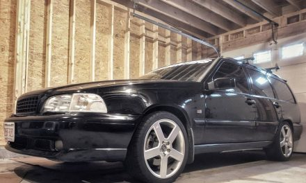 Sleeper Estate: 2000 Volvo V70R – SOLD!