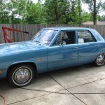 No Winters:  1974 Plymouth Valiant 44K Mile Survivor – $4,000