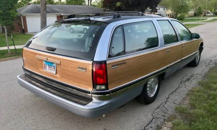 Passed Down: 1995 Buick Roadmaster Estate Wagon – $8,950