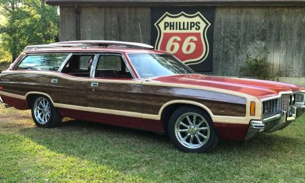 Mack Daddy: 1971 Ford Country Squire Station Wagon 42K Mile Survivor – STILL $20,000
