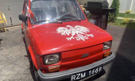Maluch: 1989 Polski Fiat 126p 18K Mile Time Capsule – $5,999