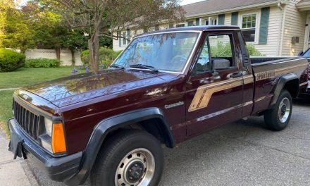 Ten Months Gone: 1988 Jeep MJ Comanche 2WD Sport Truck – Sold?
