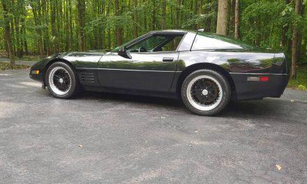 King Of The Hill:  1991 Chevrolet Corvette ZR-1 – SOLD!
