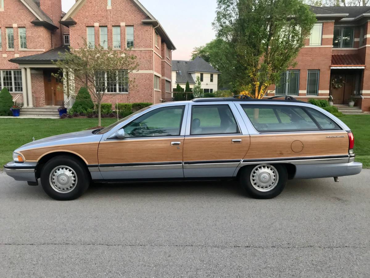 passed down 1995 buick roadmaster estate wagon 8 950 guyswithrides com guys with rides