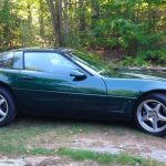 Swan Song: 1996 Chevrolet Corvette C4 LT-4/Six-Speed Coupe – $14,999