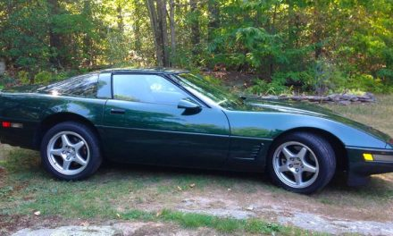 Swan Song: 1996 Chevrolet Corvette C4 LT-4/Six-Speed Coupe – NOW $10,499 FIRM