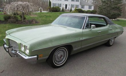 Last in Line: 1972 Pontiac Luxury LeMans Four Door Hardtop – SOLD!