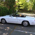 Almost 50: 1991 Alfa Romeo Spider Veloce Series 4 – $12,900