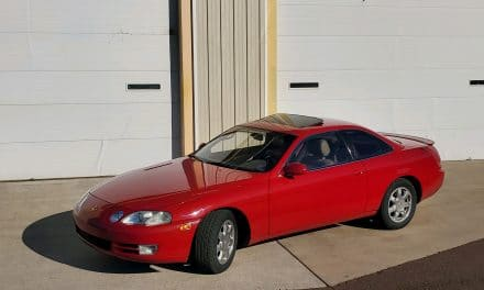 GwR Success Story: Jacob and His 1995 Lexus SC400