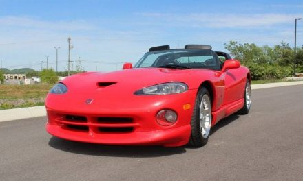 Performance Bargain: 1998 Dodge Viper – SOLD!